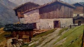 Foto 3 Gemälde - Josef Hlobil - Öl auf Leinwand - TOP Werk! - gelistet