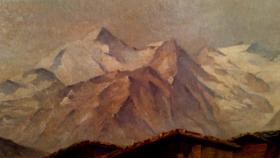 Foto 4 Gemälde - Josef Hlobil - Öl auf Leinwand - TOP Werk! - gelistet