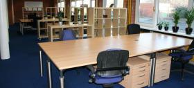 Gemeinschaftsbüro für Freiberufler in Mainz