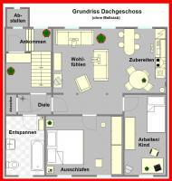 Foto 3 Gemütliche Dachgeschosswohnung in ruhiger, zentrumsnaher Lage von Plauen