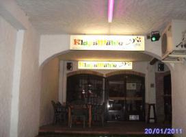 Gemütliche Kneipe in Ampuriabrava an der Costa Brava in spanien