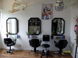 Gemütlicher Friseursalon zu vermieten