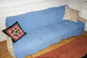 Gemütliches Sofa zu verschenken