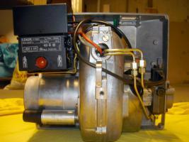 Foto 3 Generalüberholte Weishaupt Ölbrenner WL20 Brenner WL 20  A und H Generalüberholt