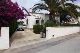 Gepflege Villa in Els Poblets an der Costa Blanca