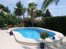 Foto 2 Gepflegte Villa mit einem privaten Pool in Moraira