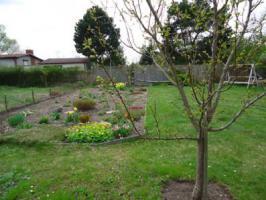 Foto 5 Gepflegter Garten mit vollausgestattetem Massivbungalow