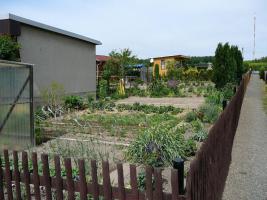 Gepflegter Pachtgarten in Braunichswalde