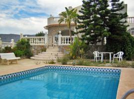 Ger�umige Villa in Orcheta an der Costa Blanca