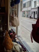 Foto 2 Geschäftsauflösung - (Ohne Einrichtung) Lederwaren und Reisebedarf