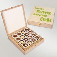 Geschenk-Service Belgische Schokolade für Sie / Dich