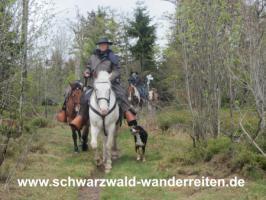 Foto 5 Geschenkidee für Reiter, Wanderreiter, Freizeitreiter - Wanderitt ab Todtmoos Au