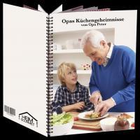 Geschenkidee : Kostenloses Selbstdesigntes Kochbuch / Rezeptbuch / Kochen / Küche