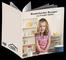 Foto 2 Geschenkidee : Kostenloses Selbstdesigntes Kochbuch / Rezeptbuch / Kochen / Küche