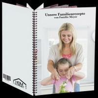 Foto 3 Geschenkidee : Kostenloses Selbstdesigntes Kochbuch / Rezeptbuch / Kochen / Küche