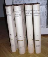 Geschichte der deutschen Literatur 4x