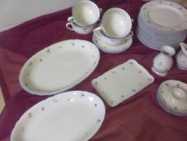Foto 3 Geschirr, Seltmann Weiden - Marie - Luise , 52 Teilig