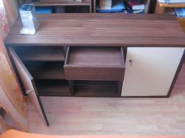 Foto 2 Gesellenstück, sideboard in nussbaum!!!!!