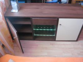 Foto 3 Gesellenstück, sideboard in nussbaum!!!!!
