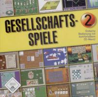 Gesellschaftsspiele Vol. 2 - PC CD-ROM