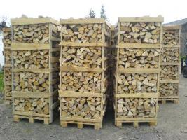 Gespaltenes Brennholz Offenfertig in 31-33cm l�nge nur 40EUR RHM