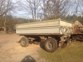 Foto 3 Gesucht: Anhänger Kipper Fortschritt HL 60/80 HW 60/80 IFA THK landwirtschaftlicher Seitenkipper Traktor Traktoranhänger Landwirtschaft Agrar