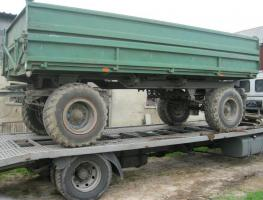 Foto 5 Gesucht: Anhänger Kipper Fortschritt HL 60/80 HW 60/80 IFA THK landwirtschaftlicher Seitenkipper Traktor Traktoranhänger Landwirtschaft Agrar