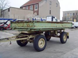 Foto 6 Gesucht: Anhänger Kipper Fortschritt HL 60/80 HW 60/80 IFA THK landwirtschaftlicher Seitenkipper Traktor Traktoranhänger Landwirtschaft Agrar