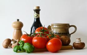Gesunde Ernährung und Fitness