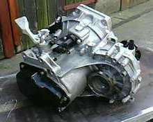 'Getriebe GGV Skoda Fabia, VW Polo, Seat Ibiza 1,4TDI
