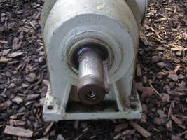 Getriebemotor 230/400 Volt 0.35 KW