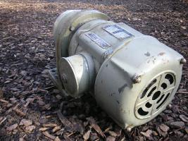Foto 2 Getriebemotor 230/400 Volt 0.35 KW