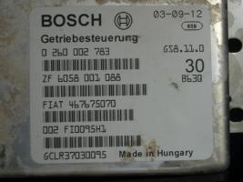 Getriebesteuergerät Alfa 166 3.0 Sportronic Bj.2004 4136 433