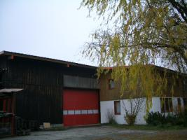Foto 3 Gewerbeanwesen Rohrbach b. KA, BAB 65 dirk.Ausfahrt, Halle/Büro/Wohnh.Freifl.