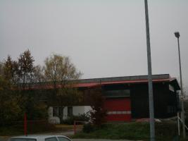 Foto 6 Gewerbeanwesen Rohrbach b. KA, BAB 65 dirk.Ausfahrt, Halle/Büro/Wohnh.Freifl.