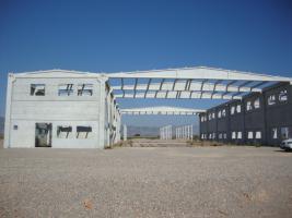 Gewerbehalle mit Grundstück in Antalya Türkei