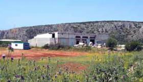 Foto 2 Gewerbehalle nahe Napflion/Griechenland