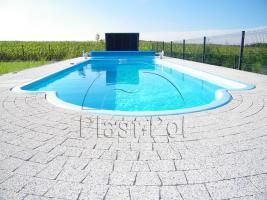 Foto 2 Gfk Schwimmbecken, Pool, verschiedene Größe, komplett