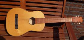 Gitarre von Hopf