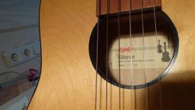 Foto 2 Gitarre von Hopf