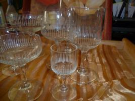 Gläser antik