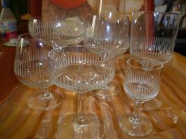 Foto 3 Gläser antik