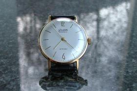 Foto 3 Glashütte GUB Uhren aus den 60ern