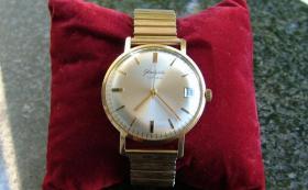Foto 4 Glashütte GUB Uhren aus den 60ern