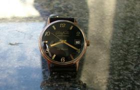 Foto 5 Glashütte GUB Uhren aus den 60ern