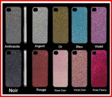 Glitzer Glitter Bling Case Cover für Iphone 4/4S.