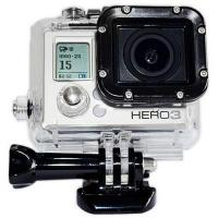 GoPro Hero 3 Glaslinse Abdecklinse Geh�use