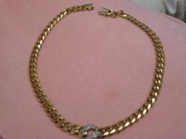 Gold Kette 18K mit diamanten