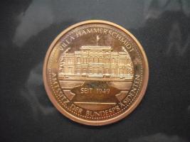Foto 2 Gold Münze Bundesprasident Richard von Weizsacker
