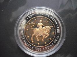 Gold/Silber Münze Europäische Union